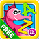 Letter Quiz Alphabet Learning Games & Flash Cards app icon