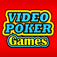 Video Poker Games app icon