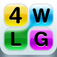 Four Word Link Game app icon