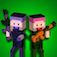 Block Force: World Warfare (Minecraft Style) iOS Icon