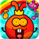 Fun music game for kids: Rhythm Party app icon