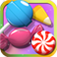 Sweet Candy Store Sugar Rush iOS Icon