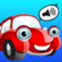 Sound Game Transport for kids and young toddlers iOS Icon