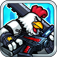 Chicken Warrior : Zombie Hunter iOS Icon