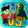 Super Zombie Rangers vs. Zombies : Mutant Plants World app icon