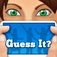 Guess it? A lively and intense charades party- Pick your guessing category app icon
