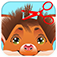 Pet Salon: Hair SpaMakeoverFacialMakeup & Dressup iOS Icon