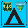 USFS and BLM Campgrounds iOS icon