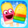 Ice Pops Maker Salon iOS Icon