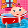 Kids Bathroom Decor iOS Icon