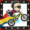A Celeb Bike Race Multiplayer Pro app icon
