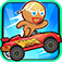 A Gingerbread Go Kart Race app icon