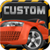 A Custom Design Race Car : Make Speed Hot Racer app icon
