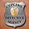Cupcake Detective (Full) iOS Icon