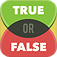 True or False App Icon