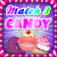 Match 3 Candy App Icon