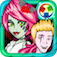 Monster Girl Wedding Dress Up by Free Maker Games app icon