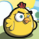 Mad Chickens. App Icon