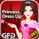 Fun Princess Fashion Dress Up FREE Game by Games For Girls LLC iOS Icon