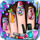 Beauty Manicure and Nail Art Salon iOS Icon