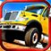 Trucker Construction Parking Simulator  realistic 3D lorry and truck driver free racing game