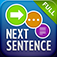 Next Sentence iOS Icon
