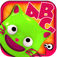 EduKitty ABC Letter Quiz-Free Amazing Educational Games Tracing and Flash Cards for Preschoolers and Toddlers iOS Icon