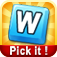 What's the word? Pick it app icon