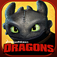 Dragons: Rise of Berk App Icon