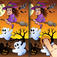 Halloween Find the Difference Game for Kids Toddlers and Adults iOS Icon