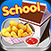 School Lunch Food iOS Icon