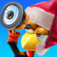 Crazy Chicken: Pirates (Christmas Edition) app icon