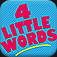 4 Little Words app icon