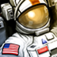 Astronaut Spacewalk HD App Icon