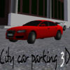 Car City Parking 3D iOS Icon