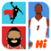 Hi Guess the Basketball Star App Icon