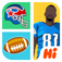 Hi Guess the Football Star App Icon