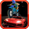 Crazy Bike Route 66 Turbo Charge app icon