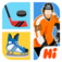 Hi Guess the Hockey Star App Icon
