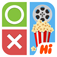 Hi Movie: True or False App Icon