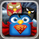 Super Hero Birds iOS Icon