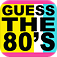 Guess the 80's app icon