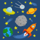 Dumb Ways to Die In Space App Icon