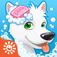 Sunnyville Pets Salon – Pet Hair & Dress Up Game app icon