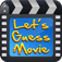 Let´s Guess Movie reveal what is the movies from picture word quiz game app icon