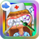 Crazy Dentist Free-Kids Game iOS Icon