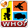 Who am I? -Shadows app icon