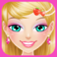 Little Girl Salon App Icon