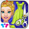 Design it Princess Fashion Makeover app icon
