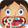 Crazy Kids Dentist App Icon